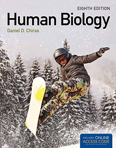 9781284031812: Human Biology (Jones & Bartlett Learning Titles in Biological Science)