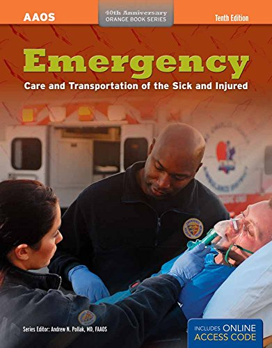 9781284032840: Emergency Care and Transportation of the Sick and Injured Includes Navigate 2 Preferred Access + Emergency Care and Transportation of the Sick and Injured Student Workbook (Orange Book Series)