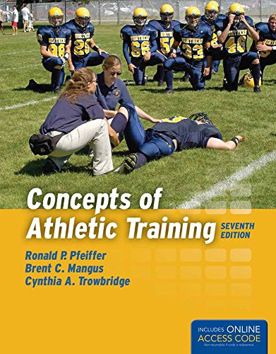 9781284034127: Concepts Of Athletic Training