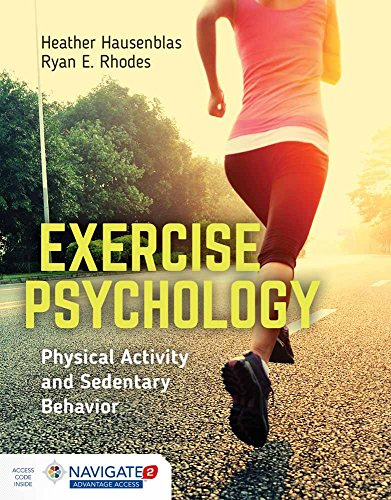 9781284034219: Exercise Psychology: Physical Activity and Sedentary Behavior