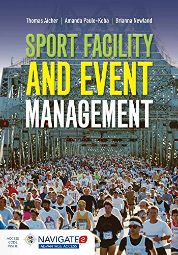 9781284034790: Sport Facility and Event Management