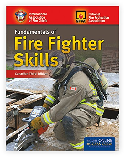 9781284035636: Canadian Fundamentals Of Fire Fighter Skills