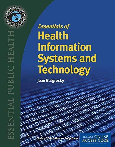 9781284036114: Essentials Of Health Information Systems And Technology
