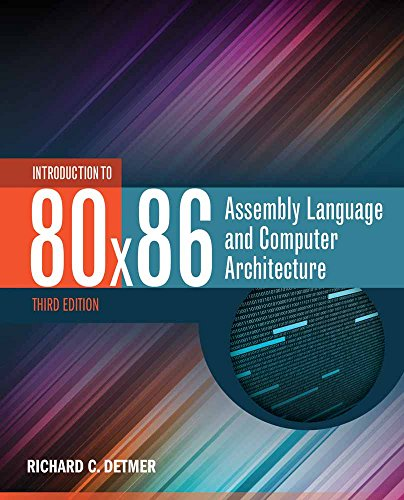 9781284036121: Introduction To 80X86 Assembly Language And Computer Architecture