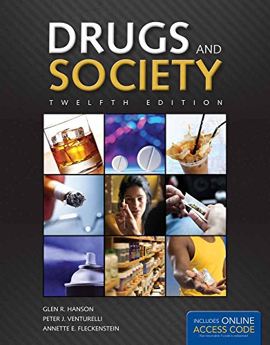 9781284036374: Drugs And Society (Hanson, Drugs and Society)
