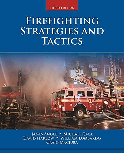 9781284036435: Firefighting Strategies And Tactics