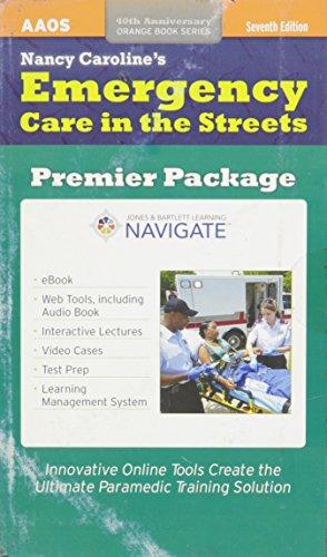9781284037340: Nancy Caroline's Emergency Care In The Streets Premier Package Digital Supplement