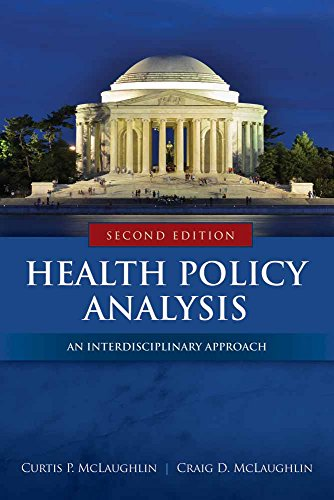 9781284037777: Health Policy Analysis: An Interdisciplinary Approach
