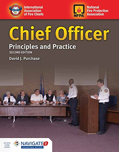 9781284038422: Chief Officer: Principles and Practice
