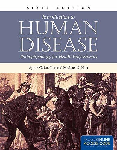 9781284038811: Introduction to Human Disease: Pathophysiology for Health Professionals (Introduction to Human Disease ( Hart))