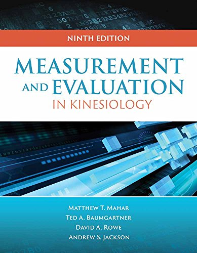 9781284040753: Measurement for Evaluation in Kinesiology