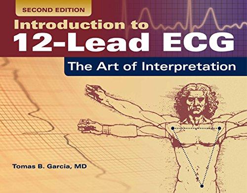 9781284040883: Introduction to 12-Lead ECG: The Art of Interpretation