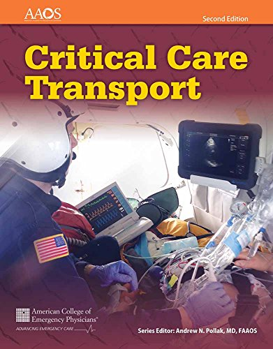 Critical Care Transport: American Academy of