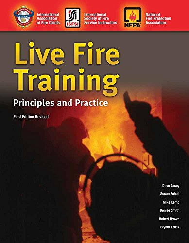 9781284041231: Live Fire Training: Principles And Practice: Revised First Edition