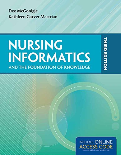 9781284041583: Nursing Informatics and the Foundation of Knowledge