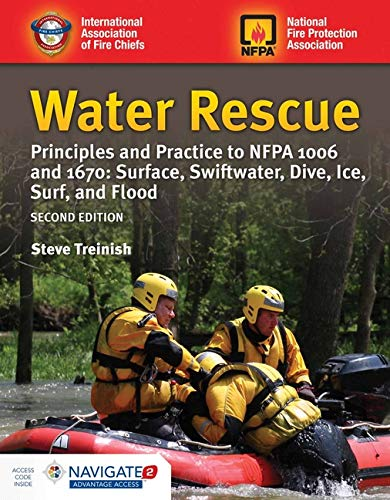 9781284042054: Water Rescue: Principles and Practice to Nfpa 1006 and 1670: Surface, Swiftwater, Dive, Ice, Surf, and Flood