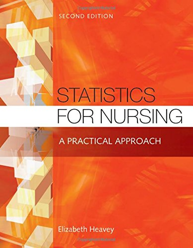 9781284042207: Statistics for Nursing: A Practical Approach