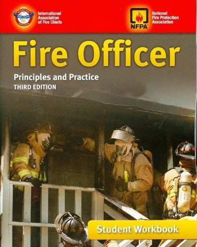 9781284042375: By Michael Ward Fire Officer: Principles and Practice, 3/e Student Workbook [Paperback]