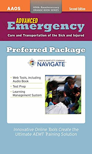 9781284043112: Advanced Emergency Care and Transportation of the Sick and Injured Preferred Package