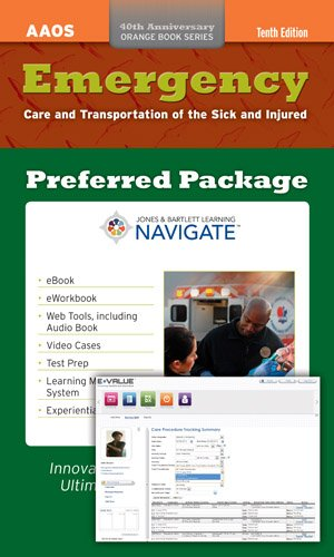 9781284043143: Emergency Care And Transportation Of The Sick And Injured Preferred Package