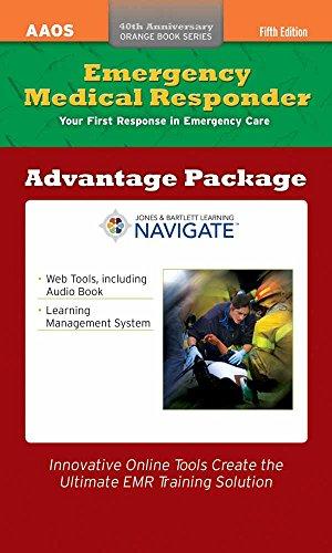 9781284043167: Emergency Medical Responder Advantage Package