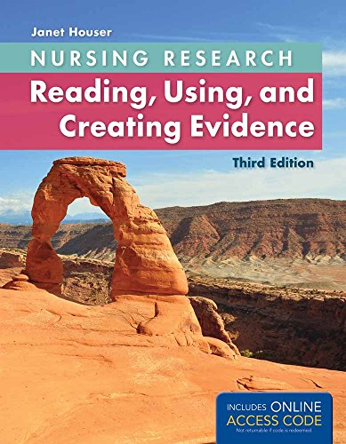 9781284043297: Nursing Research: Reading, Using And Creating Evidence