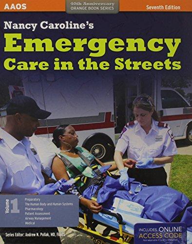 9781284043433: Nancy Caroline's Emergency Care in the Streets (Orange Book Series)