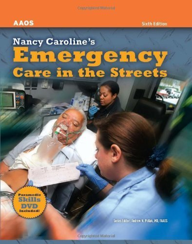 Nancy Caroline's Emergency Care In The Streets, Canadian Edition (1284044475) by Nancy L. Caroline