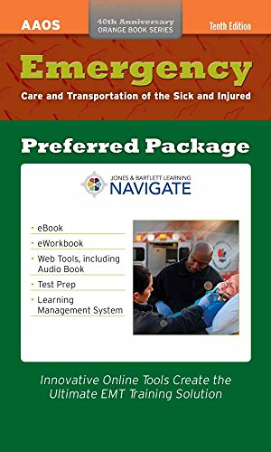 9781284045192: Emergency Care And Transportation Of The Sick And Injured Preferred Package (Orange Book)