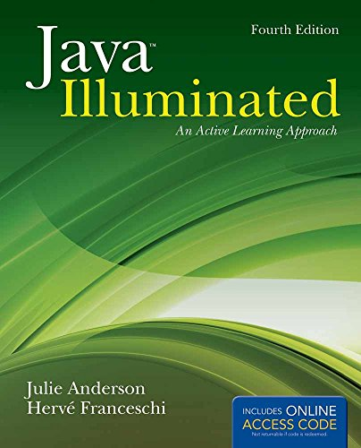 9781284045314: Java Illuminated: An Active Learning Approach