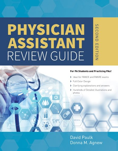 9781284045345: Physician Assistant Review Guide