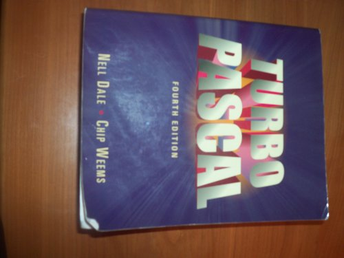 9781284046106: 14th Edition Turbo Pascal