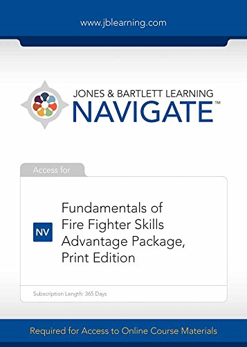 9781284048018: Fundamentals Of Fire Fighter Skills Advantage Package, Print Edition