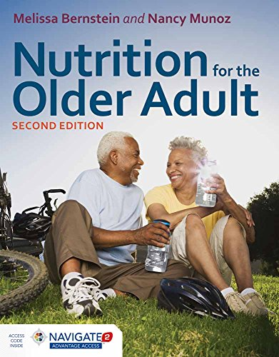 9781284048933: Nutrition For The Older Adult