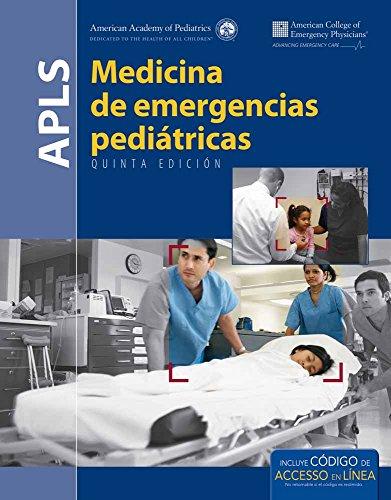 9781284049701: APLS: Medicina De Emergencias Pediátricas