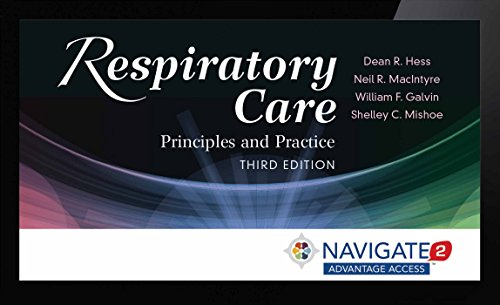 9781284050004: Respiratory Care: Principles And Practice