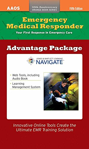 9781284050059: Emergency Medical Responder Advantage Package (Orange Book Series, 40th Anniversary)