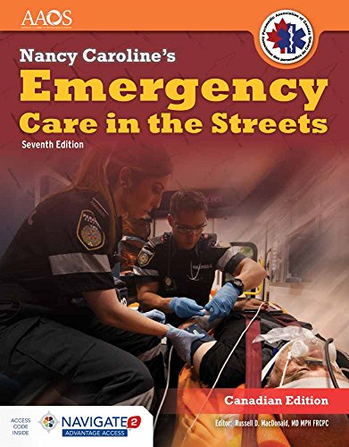 9781284050523: Nancy Caroline's Emergency Care In The Streets, Canadian