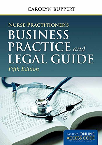 9781284050912: Nurse Practitioner's Business Practice and Legal Guide