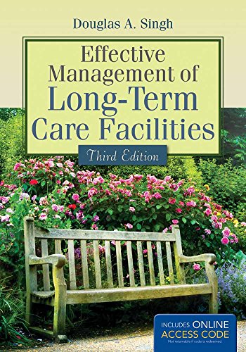 9781284052718: Effective Management of Long-Term Care Facilities