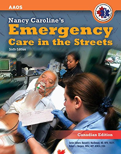 9781284053845: Nancy Caroline's Emergency Care in the Streets, Canadian Edition