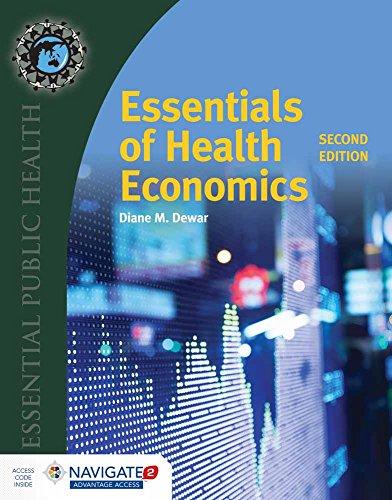 9781284054620: Essentials Of Health Economics (Essential Public Health)