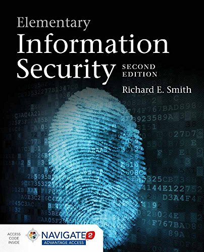 Elementary Information Security: Smith, Richard E.