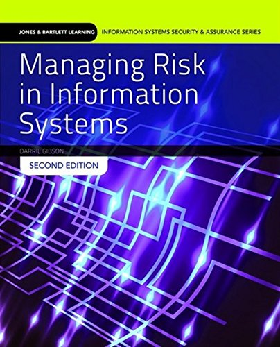 9781284055955: Managing Risk In Information Systems (Information Systems Security & Assurance)