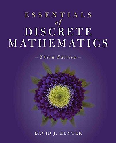 9781284056242: Essentials of Discrete Mathematics