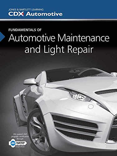 9781284056730: Fundamentals Of Automotive Maintenance And Light Repair