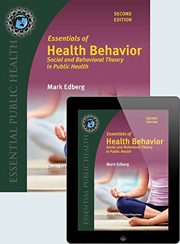 9781284057003: Essentials of Health Behavior: eBook/Print Book Bundle