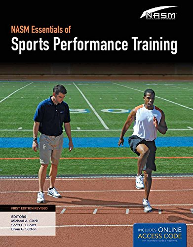 9781284057539: NASM Essentials of Sports Performance Training: First Edition Revised