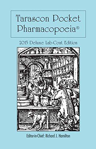 9781284057560: Tarascon Pocket Pharmacopoeia 2015 Deluxe Lab-Coat Edition