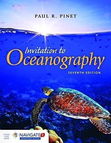 9781284057805: Invitation to Oceanography